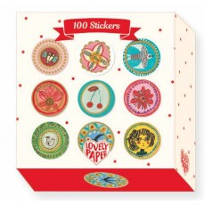 100 Stickers Aurélia - Lovely Paper by Djeco