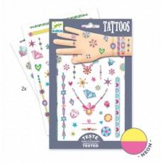 Tatouages - Les bijoux de Jenni - Djeco