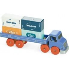 Camion porte-container Vilacity - Vilac