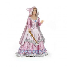 Figurine magicienne rose - Papo