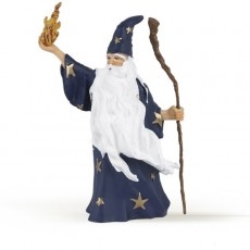 Figurine Merlin l'enchanteur - Papo
