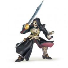 Figurine Pirate tête de mort - Papo
