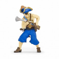 Figurine Pirate à l'escopette - Papo