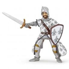 Figurine Prince Philippe Blanc - Papo