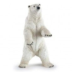 Figurine Ours polaire debout - Papo