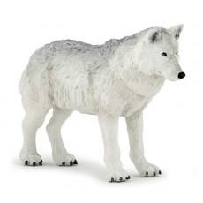 Figurine Loup polaire - Papo