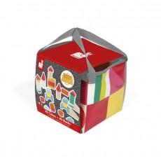 Kubix - 40 cubes - Janod