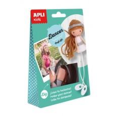Kit créatif ballerine - Apli Kids