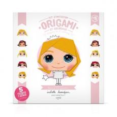 Origamis Fille - Quand je serai grand(e) par Isabelle Kessedjan