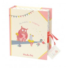 Coffret naissance - Mademoiselle et Ribambelle -  Moulin Roty
