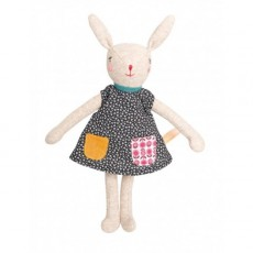 Peluche lapin Fille Camomille - La Famille Mirabelle - Moulin Roty