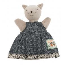 Marionnette Agathe la chatte - La Grande Famille - Moulin Roty