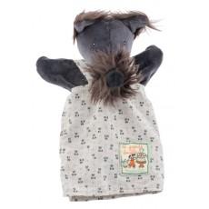 Marionnette Walter le chien - La Grande Famille -  Moulin Roty