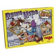 Rhino-Héro - Super Battle - Haba