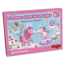 Licornes dans les nuages - Bienvenue à Rosalie ! - Haba