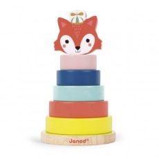 Empilable Renard - Baby Forest - Janod
