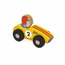 Racer Story Racing Jaune ou Rouge - Janod
